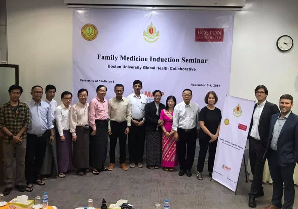 A Training of Trainers Program for Masters in Family Medicine